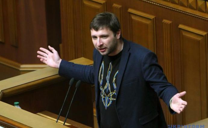 Минус один: Парасюк проиграл суд и не сможет баллотироваться в депутаты ВР