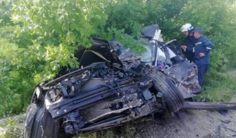 «От машины остался один металл» В Запорожской области в ужасном ДТП разбился известный бизнесмен с женой