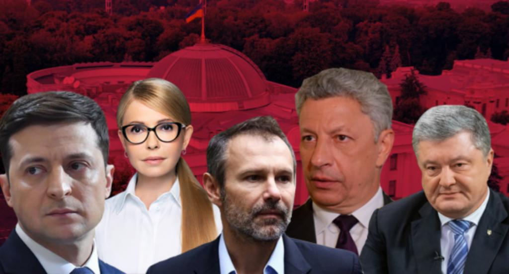 «Партия Порошенко резко теряет рейтинг»: Данные нового социологического опроса поражают