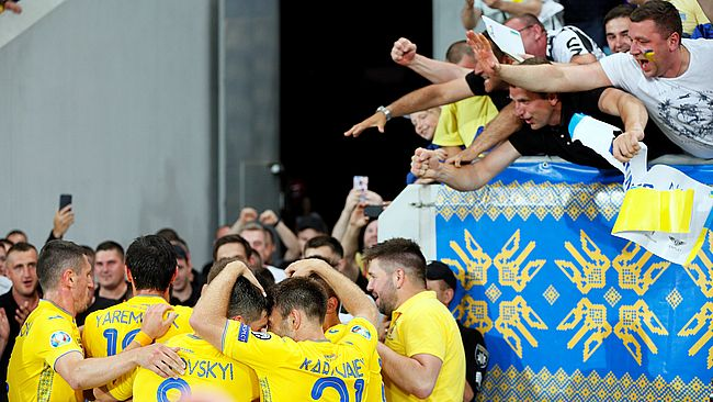 Удачная неделя: Сборная Украины по футболу поднялась на три позиции в рейтинге ФИФА