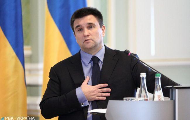 Консенсуса достичь не смогли: Климкин рассказал о проведенных переговорах с Вакарчуком