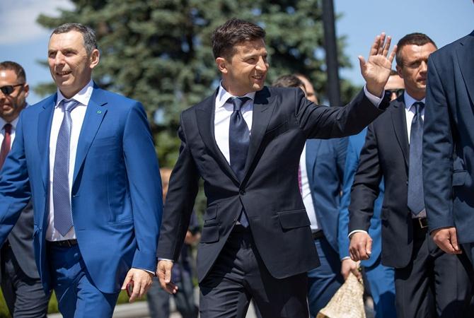 Зеленский полностью сменил состав важного государственного учреждения. Новые лица и Президент — глава