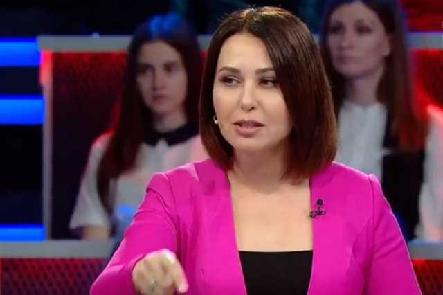«Не посылайте!»: Мосейчук «взорвалась» в прямом эфире, после скандального выступления соратницы Порошенко
