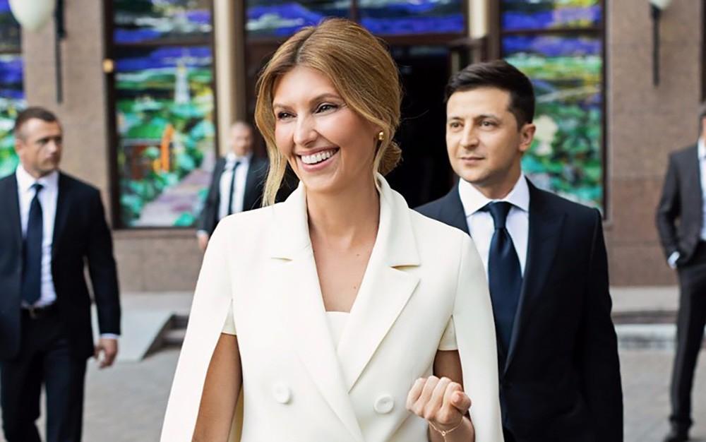 «Переполнена»: Первая леди Украины поразила публику своим видом во Франции