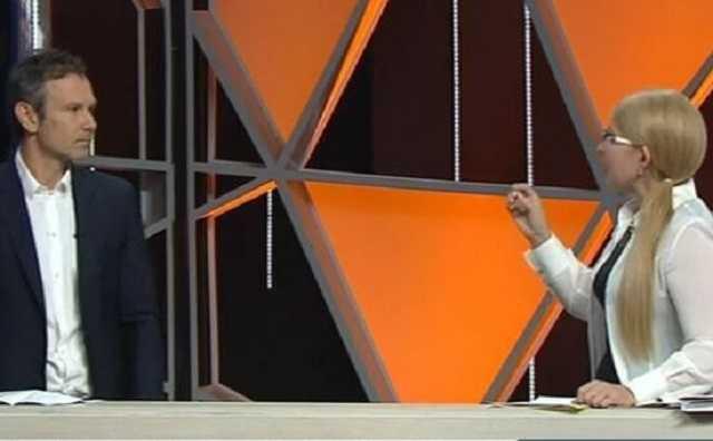 «Полный ноль»: Тимошенко унизила Вакарчука в прямом эфире простым вопросом. Стыдно такое не знать