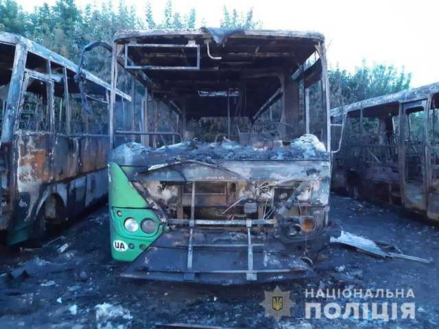 Цинизм зашкаливает: нардеп от БПП устроил пиар на сгоревших автобусах