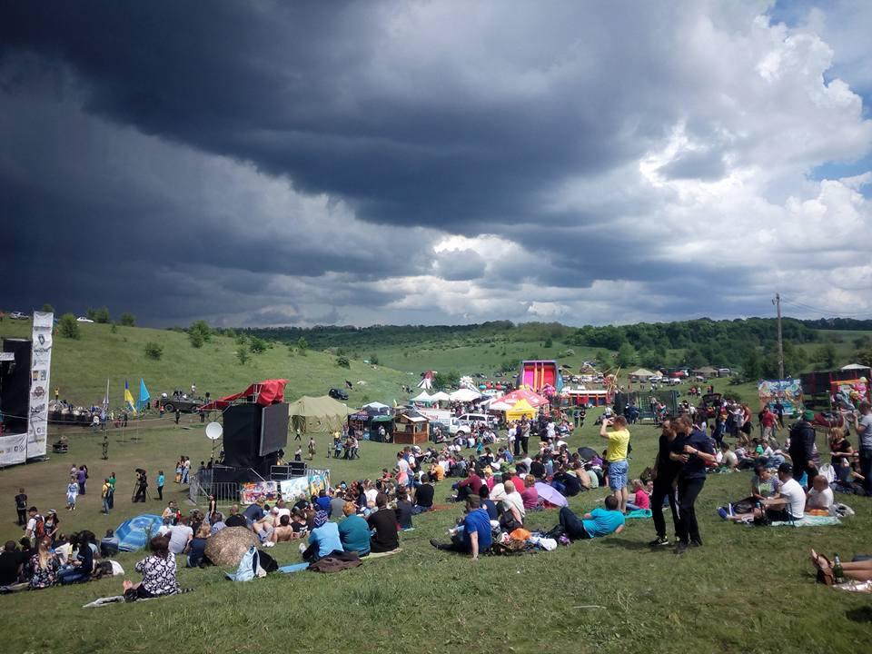 Беспощадная стихия: На фестивале Kozak Fest один человек погиб, двое — травмированы