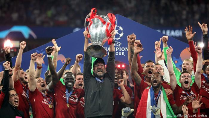 В шестой раз в своей истории: Английский «Ливерпуль» стал победителем Лиги чемпионов УЕФА