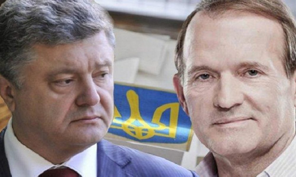 Прислужился! Журналист изложил скандальную информацию о Медведчуке и Порошенко