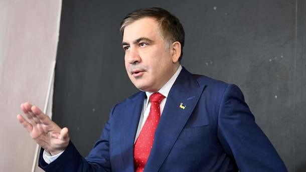 Лидеру партии «Движение новых сил» Михаилу Саакашвили разрешили участвовать в выборах: суд принял решение