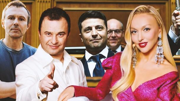 Конкурентка Поляковой: Еще одна известная украинская певица баллотируется в парламент от «Батькивщины»