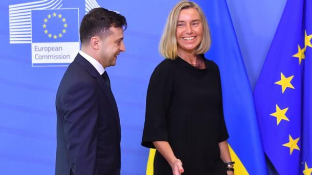 После встречи с Зеленским, вице-президент Европейской комиссии сделала важное заявление