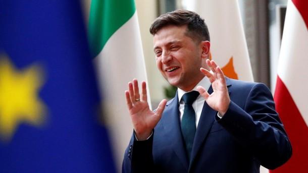 «Украинцы успешные здесь, мы поможем им быть успешными и дома»: Зеленский посетил крупнейший в Европе стартап-комплекс