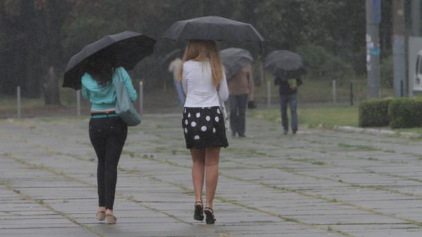 Холодные выходные: какая погода ждет украинцев в воскресенье