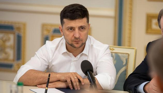 «Это позиция президента»: Зеленский считает, что должны быть уволены председатели всех облгосадминистраций