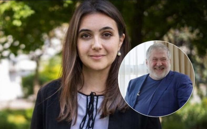 «Я внучка Коломойского»: Пресс-секретарь президента Зеленского отметилась скандальным заявлением