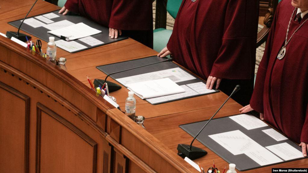 Роспуск Верховной Рады: Конституционный Суд завершил публичное рассмотрение дела