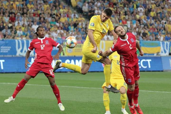 «Раздавить соперников на старте, а потом …» Чем завершился непростой поединок сборной Украины против Люксембурга