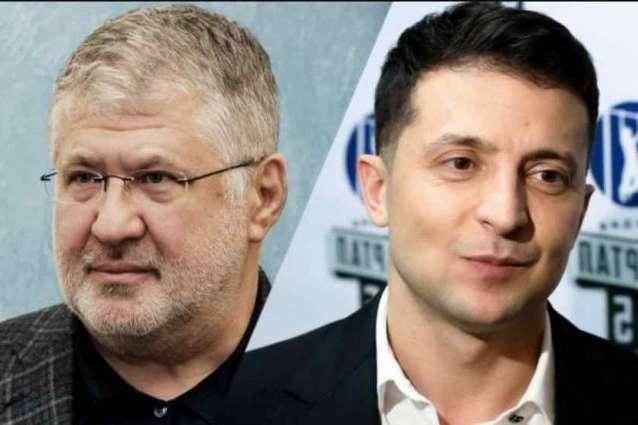 «Но он об этом еще не знает»: Зеленский рассказал о переговорах с олигархами и договоренности с Коломойским