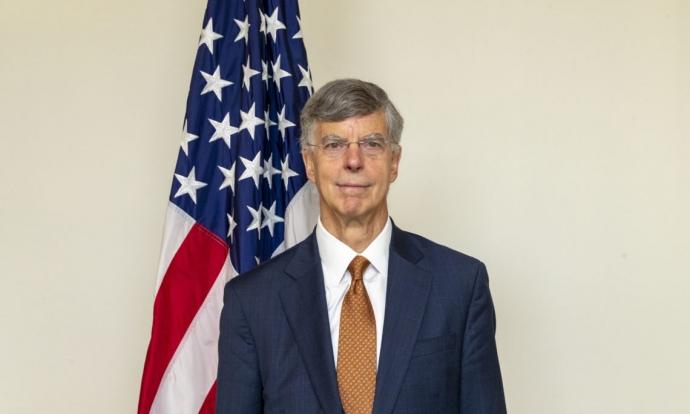 «С нетерпением жду, чтобы возглавить команду»: в Украину прилетел новый руководитель посольства США