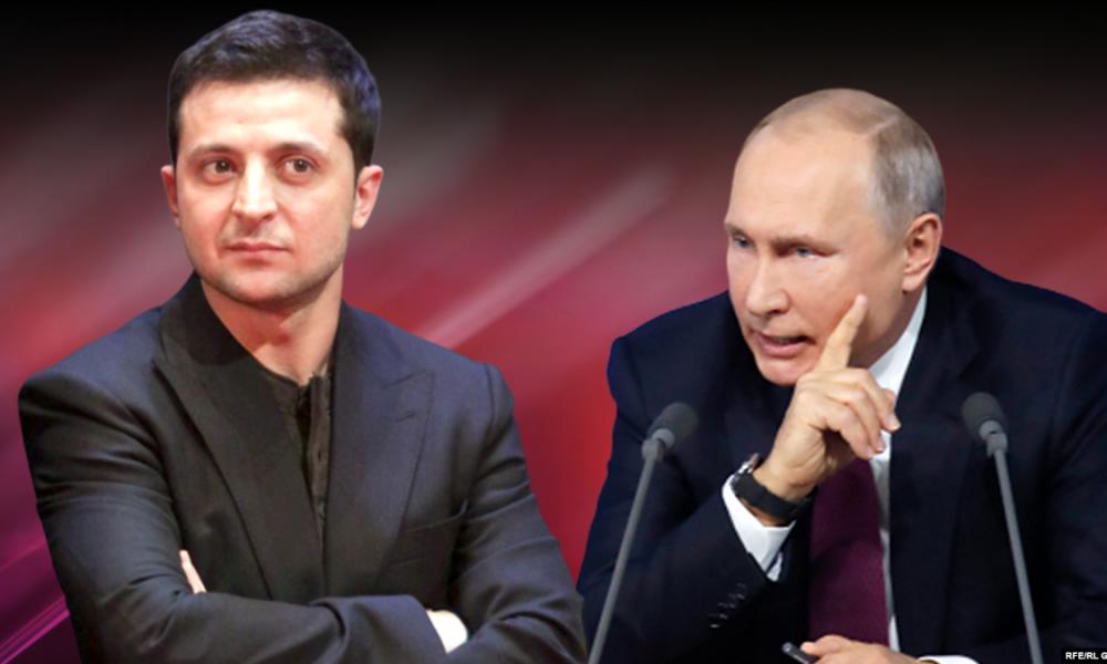 Срочно! Путин ответил на обращение Зеленского относительно украинских моряков