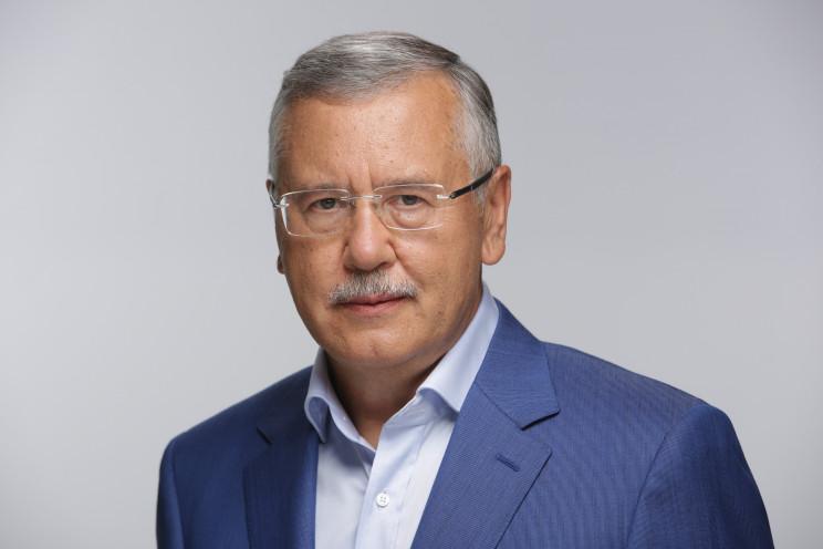 Выборы в ВР: Гриценко представил первую пятерку своей партии «Гражданская позиция»