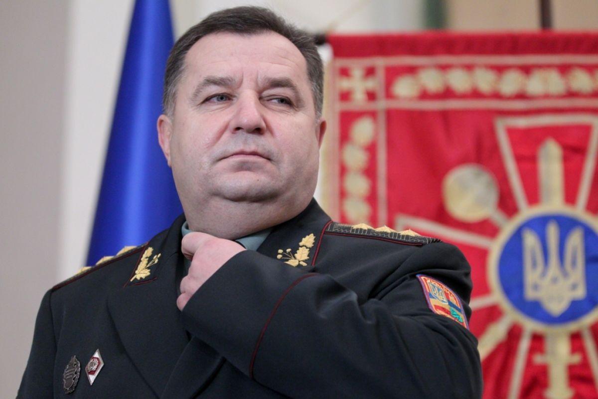 «Чтобы не носить такого пятна на репутации»: Полторак уволил скандального охранника Порошенко из рядов Минобороны
