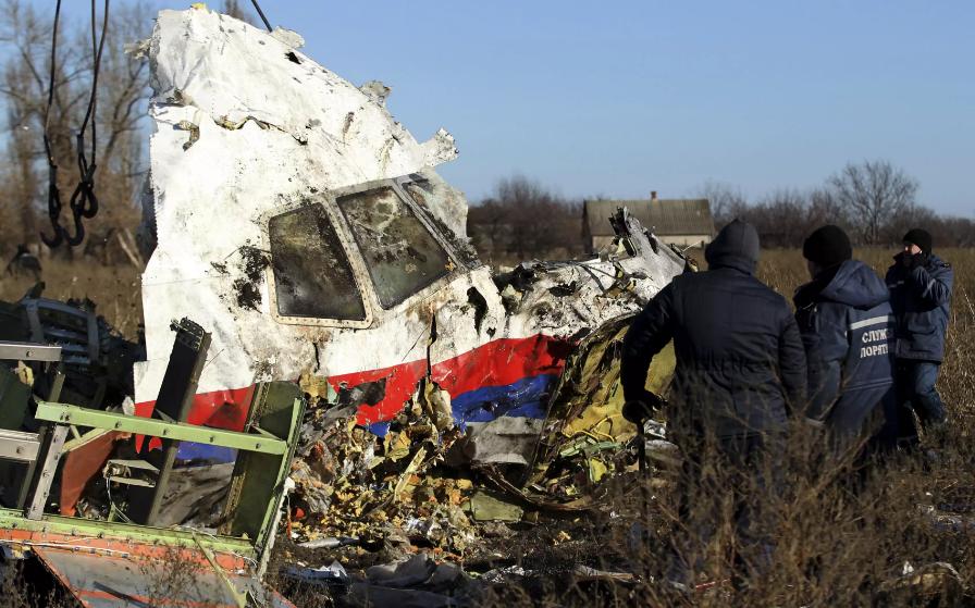 Страшная катастрофа лайнера МН17: следователи назвали четырех подозреваемых