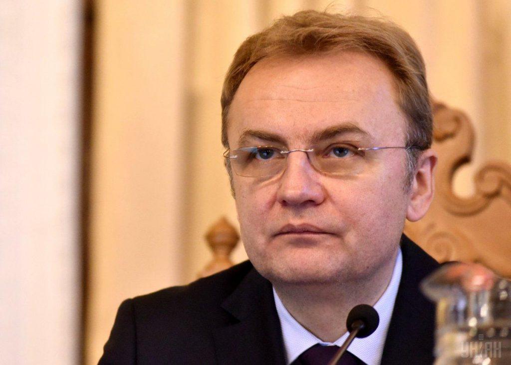 Псевдореформы от мэра: у ЛГС прошел пикет под девизом «Долой Садового»