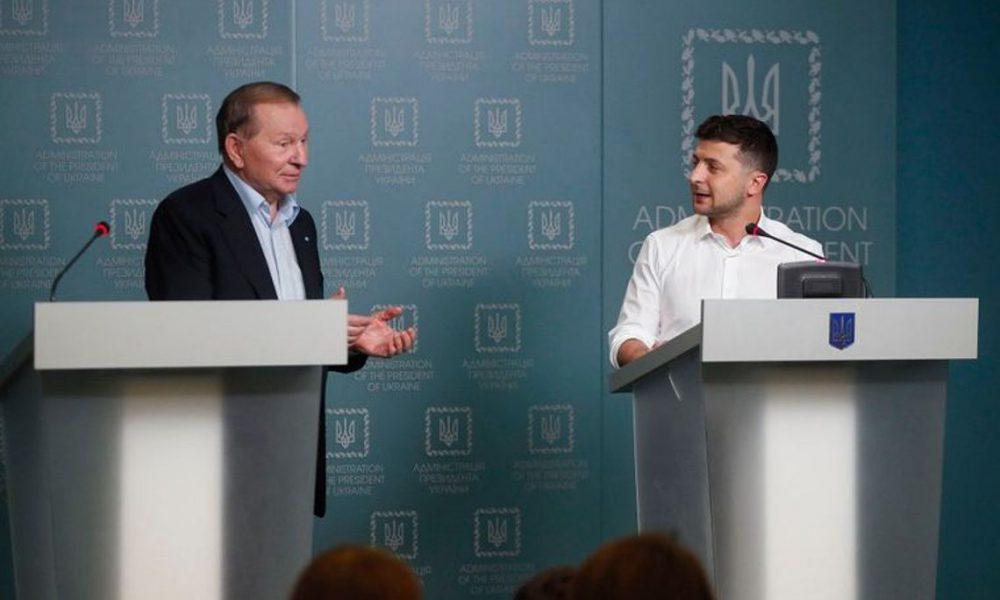 Кучма жестко ответил на критику Порошенко: «режим тишины» и мир на Донбассе