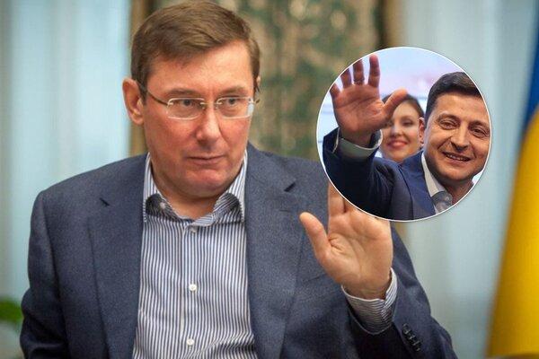 «Не соответствует требованиям закона»: Зеленский направил в ВР представление об увольнении Луценко