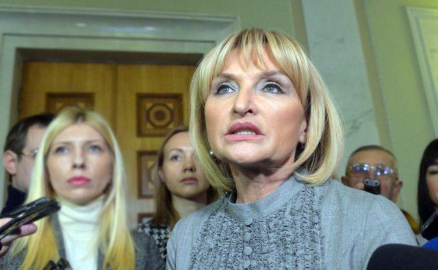 Порошенко оскандалился со списком партии: «Женщина третьего тысячелетия в пролете»