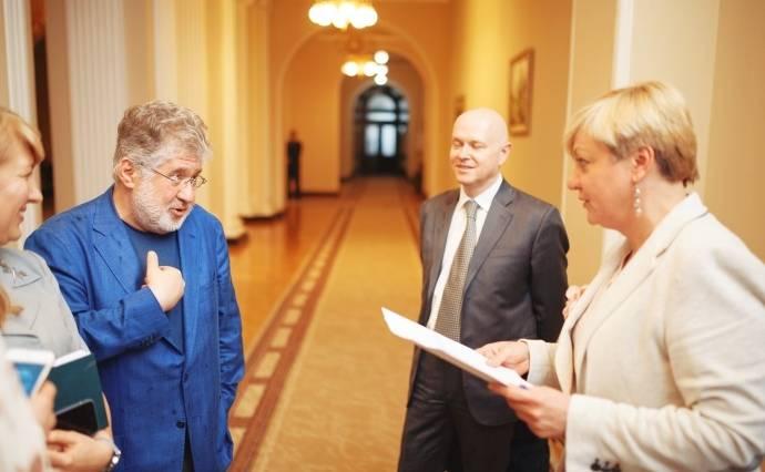 «Если со мной что случится, чтобы все знали почему»: Гонтарева сообщила об угрозах от Коломойского