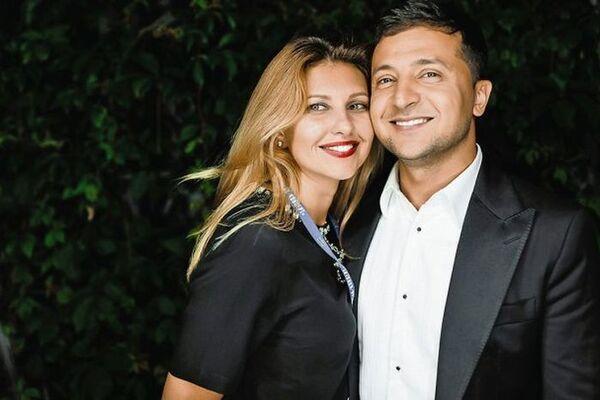 Фантастически счастливые! В Сети появились уникальные снимки со свадьбы Зеленских