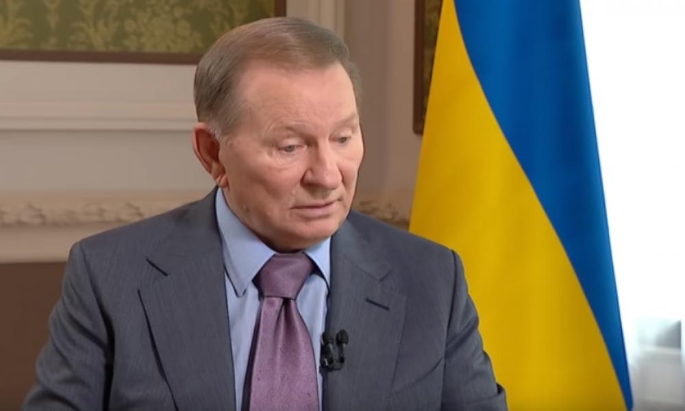 Первое мощное заявление Кучмы на посту главы ТКГ: не «свадебный генерал»