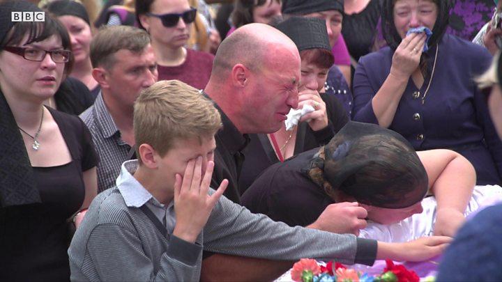 «Я им мешаю!»: Семья убитого полицейскими 5-летнего мальчика обратилась к Зеленскому
