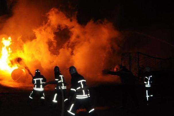Страшная трагедия: ночью на Черниговщине взорвалась на автомобильная станция