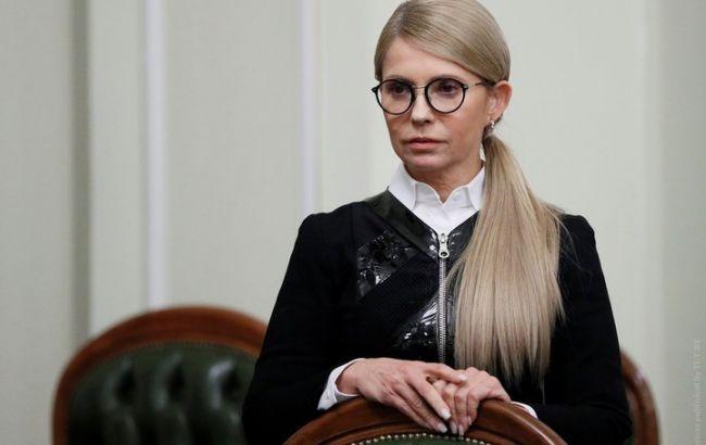 «Батькивщина» Юлии Тимошенко объединили усилия с еще одной партией для участия во внеочередных выборах