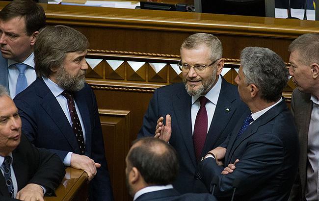 Мэры пяти городов: «Опоблок» назвал первую пятерку объединенной партии оппозиции