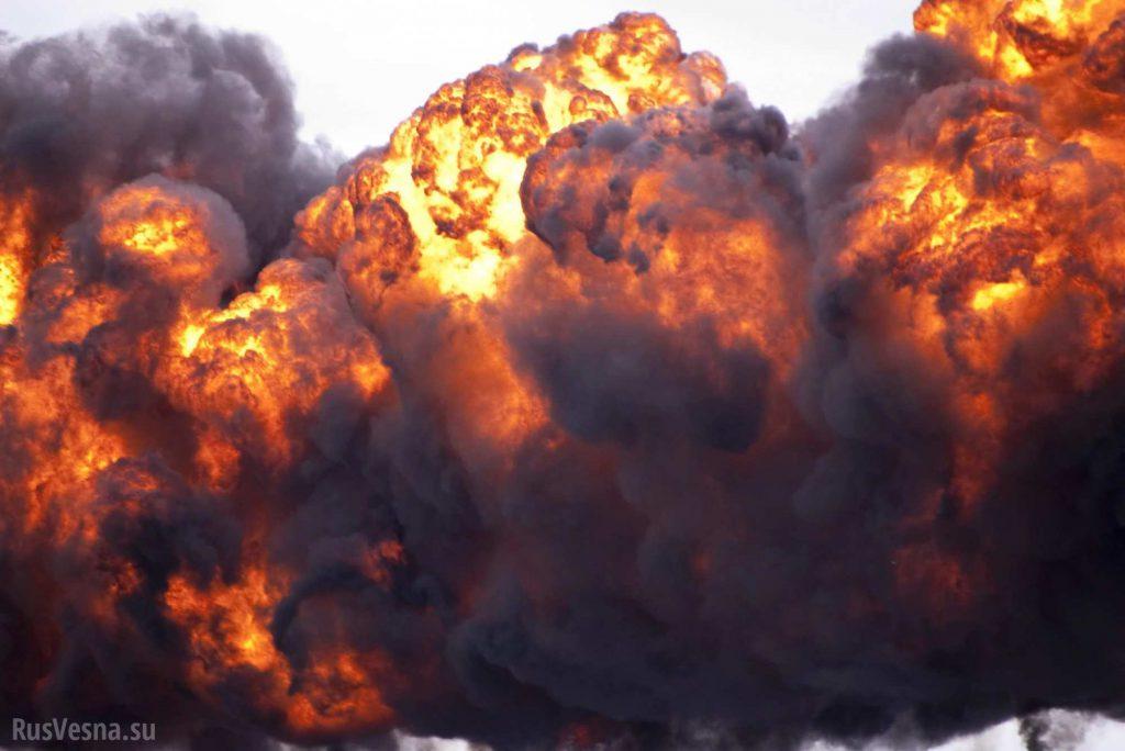 Взрыв в доме в центре Киева: стали известны подробности