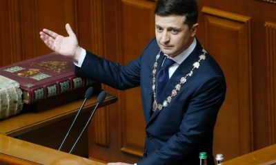 Свой представитель в Конституционном суде: очередное громкое назначение Зеленского