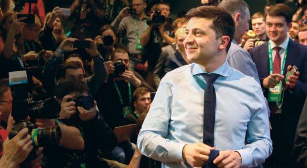 Зеленский прибыл в Берлин для обсуждения с Меркель темы «войны» и экономических вопросов