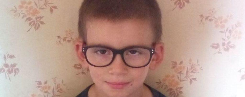 9-летний Назарчик может полностью потерять зрение, если вовремя не помочь