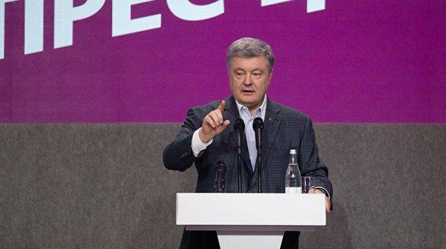«Пожаловался, оговорился и поплакался»: Как Порошенко отреагировал на результаты экзит-полов