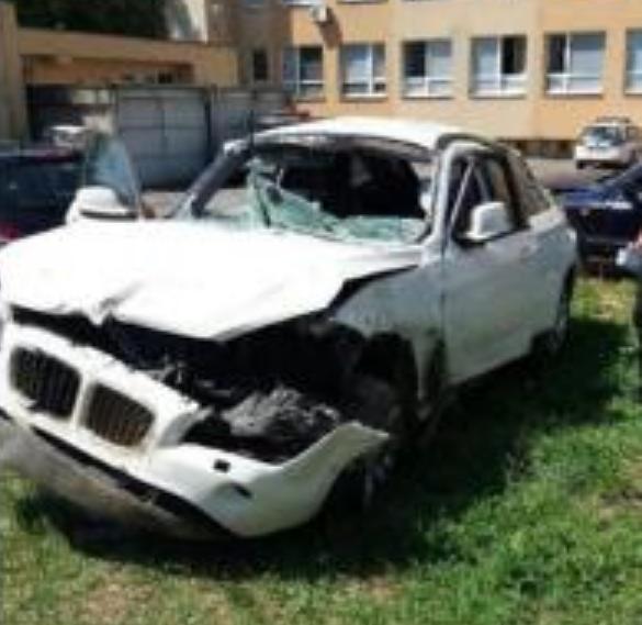 «На большой скорости влетели в забор»: Известная украинская певица разбилась в ДТП в Словакии