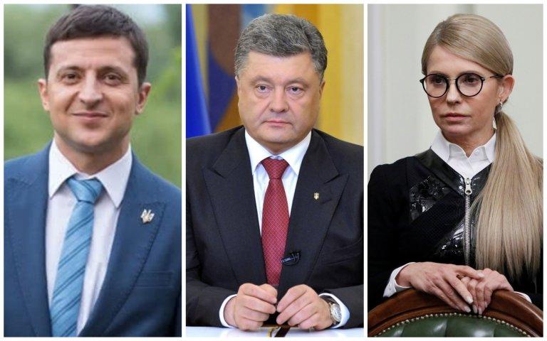 Тимошенко вырывается вперед! ЦИК осталось посчитать менее 5% бюллетеней