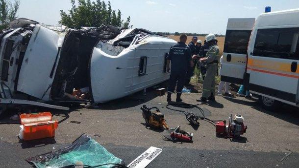 Множество пострадавших и одна жертва: жуткое ДТП произошло на Николаевщине