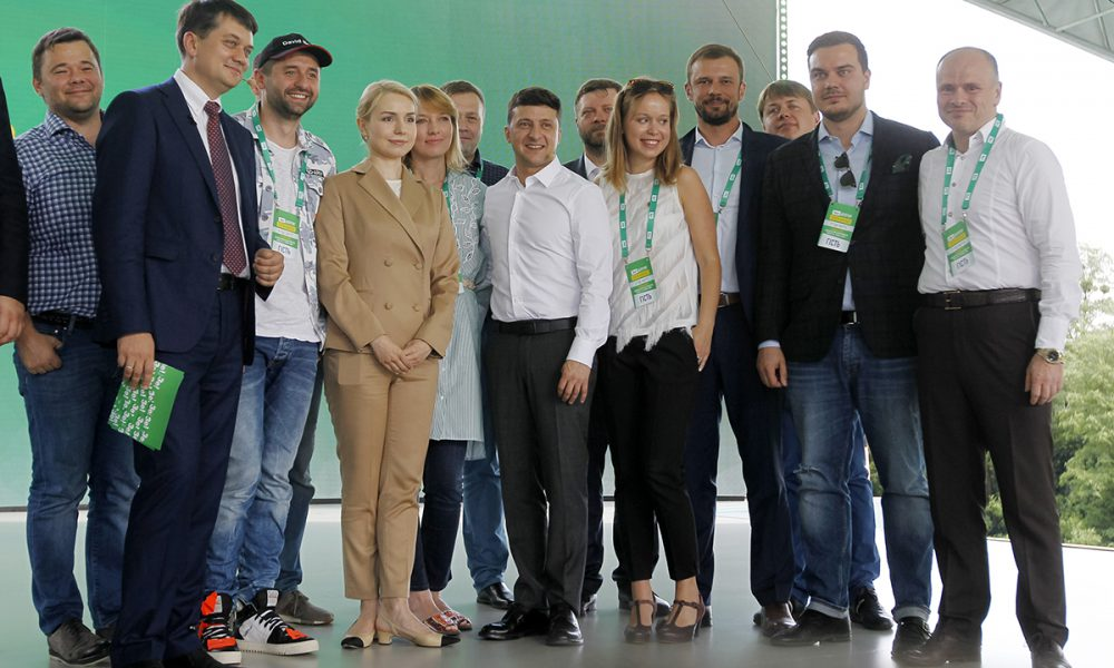Первая задача «Слуги народа» после победы на выборах: украинцы аплодируют