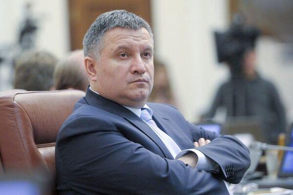 «Переговоров с ним мы точно не вели»: Разумков рассказал о будущем Авакова в МВД