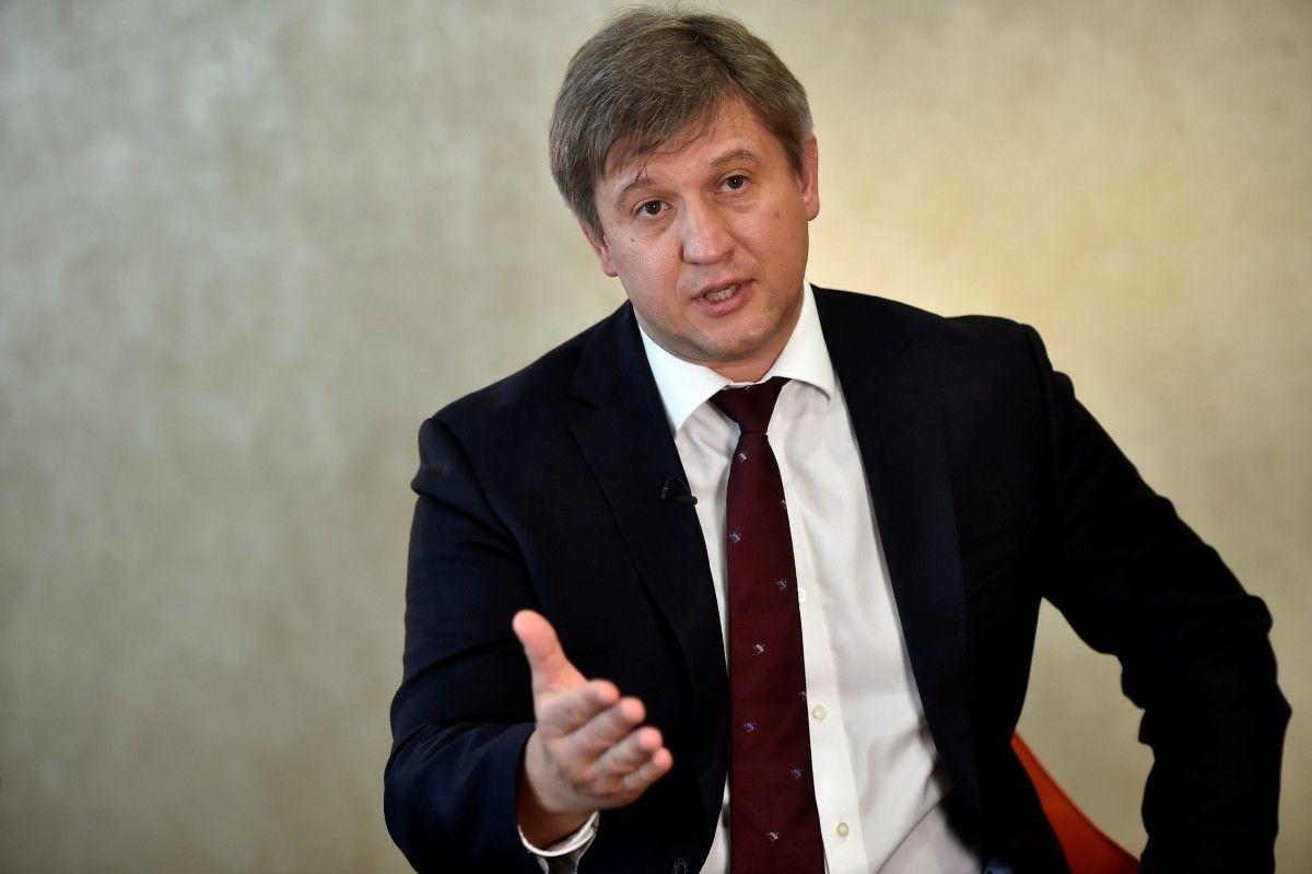 «Я рекомендую президенту»: Данилюк прокомментировал перспективу занять кресло премьера